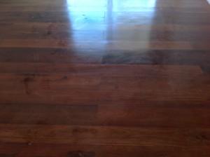 รับปูขัด ทา ทำสีไม้พื้น122